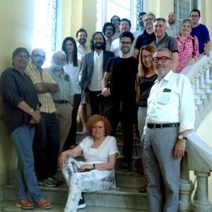 La UAVA en la constituyente de la nueva Unión de Artistas Contemporáneos de España